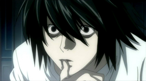 I think L Lawliet is a very beautifull name 