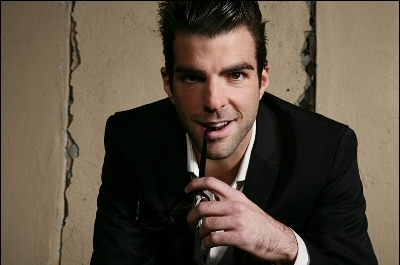 Zachary Quinto <3 He's just so awesome and beautful. Inside and out *__*