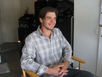 Matthew from Of Silence movie in 2012.