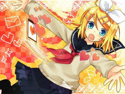 I'm in amor with a celebrity and a vocaloid. ;-;
