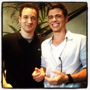 Matthew Lawrence and Ben Savage. :)