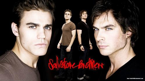 salvatore brothers: hotttttttttttttttttttttt Paul Wesley and Ian Somerhalder who would i ever choose??