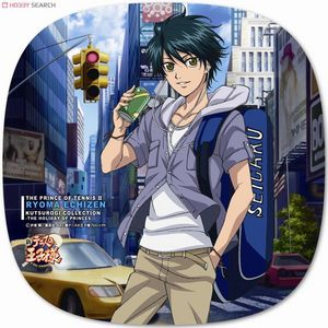 Echizen Ryoma from Prince of Tennis...