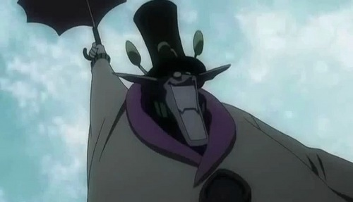 The Millenium Earl from D. Gray Man.