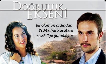 "The Turkish series that i watch is ""Dogruluk ekseni"" i think this turkish film is so amazing, and i think people should 星, つ星 watching it, i am such that あなた will 愛 it..."