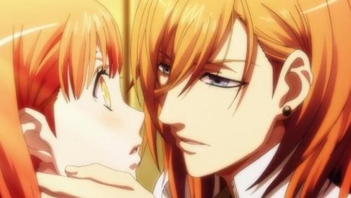 Ren and Haruka. <333