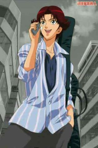 Kikumaru Eiji from Prince of Tennis....