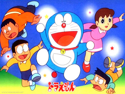 I have so manys X) But if I had to choose, I choose Doraemon :3 I would be amazing!