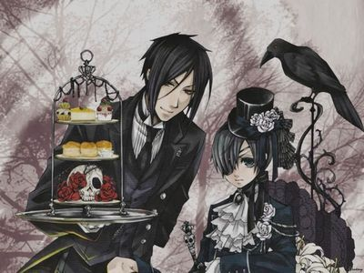 There is a LOT I would l'amour to be in,but I'll have to choose Black Butler Reasons: 1.I could meet all of my fav characters 2.I could be able to become a demon 3.I could help around the mansion(or to be basic become a maid at the mansion)
