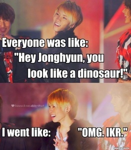 Ask Jonghyun This câu hỏi Please .