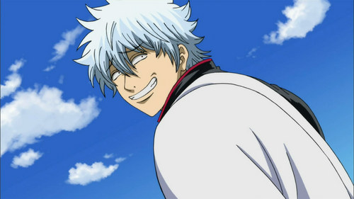 """Gintoki Sakata! He has a pretty good feel with any sort of weapon he used daggers, pole lances, dual wield katanas, sniper rifles, cannons, bazookas, kunais... and alot madami that I don't think can be considered as weapons like the """"Elder""""! XD"""