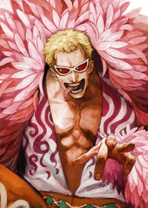 Donquixotte Doflamingo (One Piece)