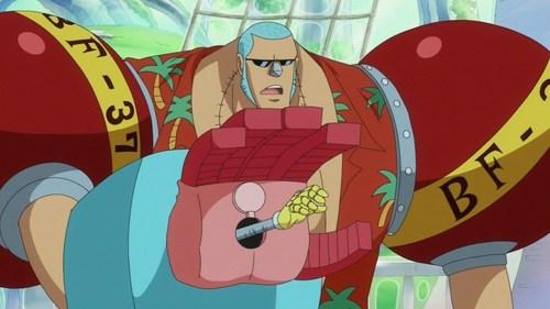 Franky (One Piece)