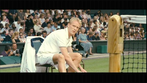 Paul Bettany at a 테니스 Court. =)