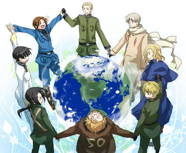 """^^"""" I don't know many people here, and I haven't talked to them personally, but everyone in the Hetalia fandom I've seen is absolutely amazing. c: This is bởi far the best fandom I've ever seen. If I had to choose some people then it'd probably be Fia Öradd, Pianodream, Kyokoon64 and a LOT of other wonderful people. =w="""