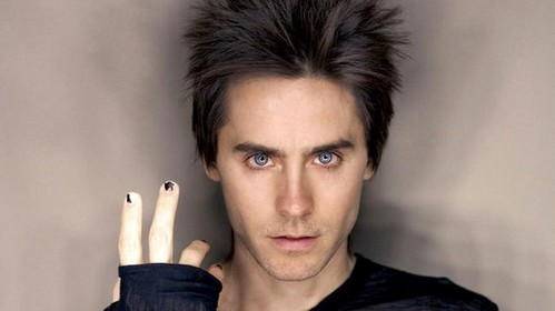 Jared Leto. Even though he's like 25 years older than me... But jail cell is just a room, right? ;) No, wait... ( ._.)
