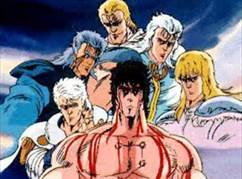 Fist Of The North 星, 星级 there was some werid parts in some episode still a GREAT show.