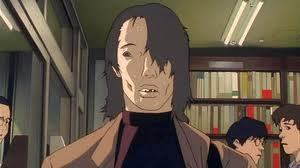 The stalker from Perfect Blue... o____o;;