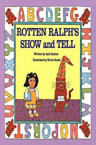 Rotten Ralph's mostra and Tell