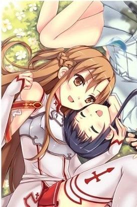 Asuna from Sword Art Online
