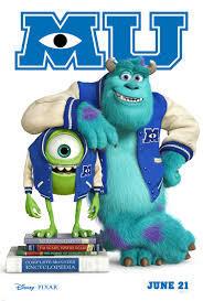 Monster's University!