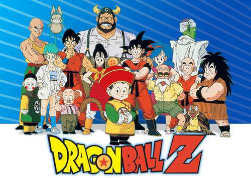 I never get tired of Dragon Ball!!!!