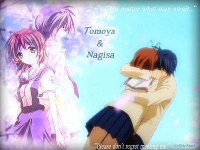 Nagisa and tomoya