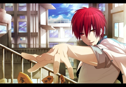 Akashi-sama~! From Kurobasu :3