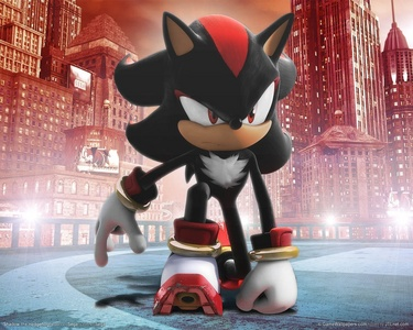 Shadow. He's hot. He's cute. He's awesome. I mean, look at that fighting style of his. Which girl wouldn't প্রণয় Shadow?