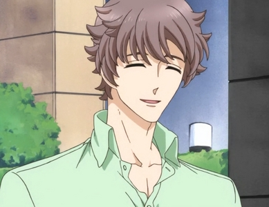 I'd choose Masaomi from Brothers Conflict to be my older brother :3 he's such a loving brother!