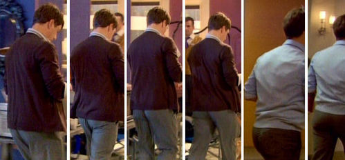Barrowman Bum<3