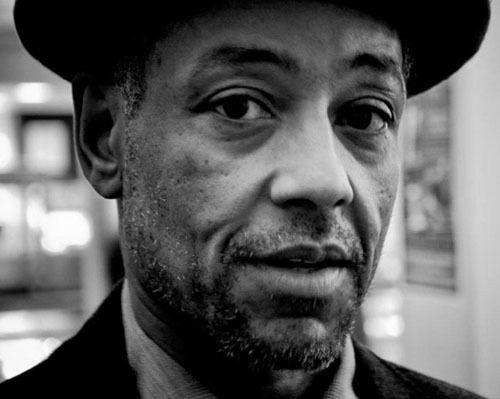 Giancarlo Esposito: not hot, but remarkable actor