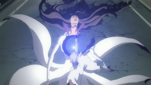 Definitely Gin. Kamishini No Yari is just so epic... I would have that over most of the Zanpakutous in Bleach.