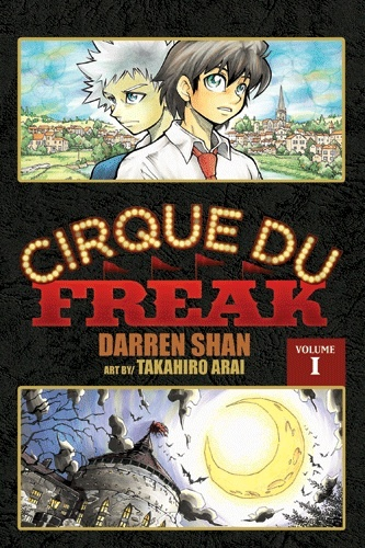 I'm unsure if its popular but the Darren Shan manga series is quite enjoyable