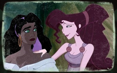 esmeralda or megera!! :)