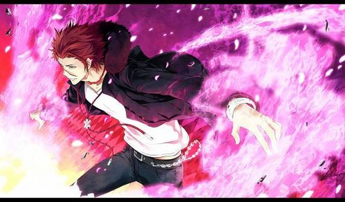 I know this was posted by someone else already but i had to >.< suoh mikoto!!