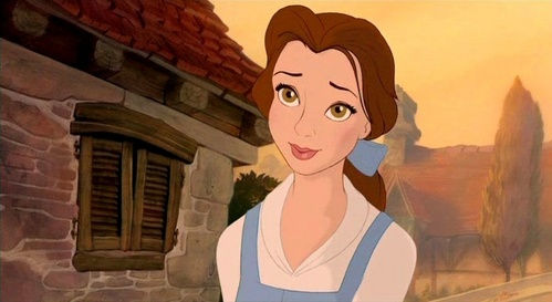 I think 你 look a lot like belle.