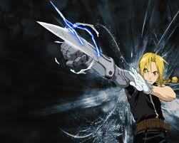 I'm wanting to say Ed Elric; he's pretty kick ass. I mean he beat some of the homunculus and they are practically immortal. If he can kill an immortal being he can beat anyone. Plus his ability to make shields and weapons is a big advantage.