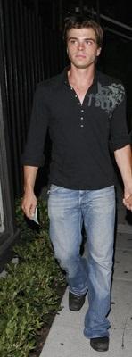 Matthew wearing jeans. :)