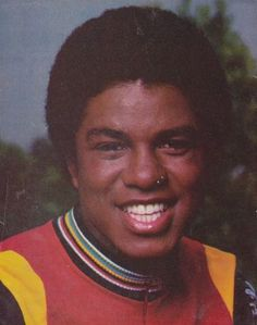 Jermaine Jackson <3 I don't give a shit if hes to old for me I love him and that's all that matters cause all girls seem to care about these days is looks witch is why some girls think Justin bieber is cute!!!haha!!!!xD some girls can be stupid.