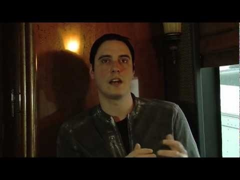 Benjamin Burnley from Breakimg Benjamin.. He is soo hot and talinted and sweet!!! If I ever met him and told him I soo want 2 snog his face off , we'll this is a pic of him and why he would look like .. & I love the band Breaking Benjamin :D <333