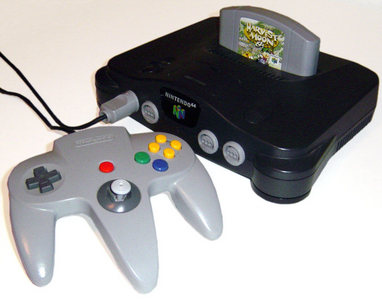 Nintendo 64 I like the wii too :3