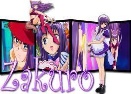 Zakuro from Tokyo Mew Mew.