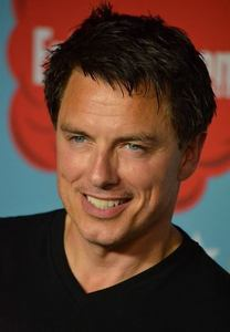 John Barrowman because his personality is amazing. He cares so much about family and partners<3