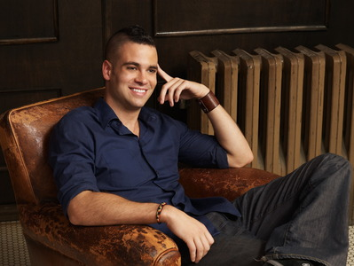 Mark Salling. There are just too many reasons as to why.