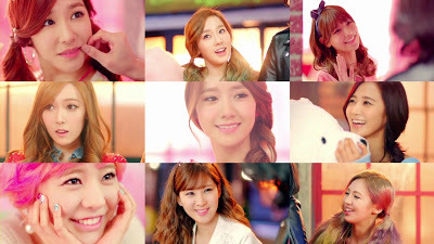 I think yuri and yoona but all off them are very beautiful. 