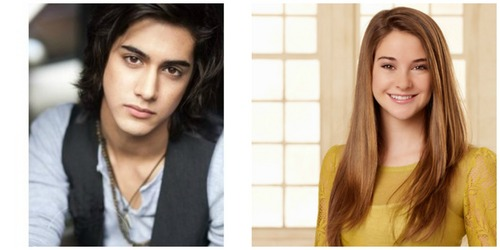 this is just an idea but what about  Amy Jurgens from: the secret life of the american teenager and Beck Oliver from: Victorious