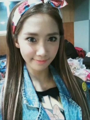 no, that is the real beauty of miss im yoona