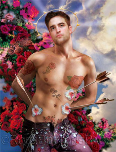 I didn't make this,I just found this Rob manip on Google<3