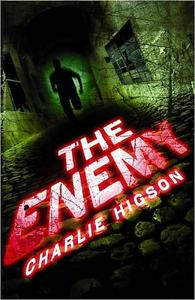 The Enemy series... the series is about every person who is over 16 turns into diseased, zombie like creatures that eat kids... the kids have to survive... the کتابیں take place in modern دن London...